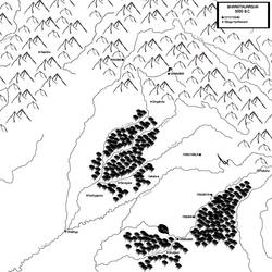Official Map: 5000 BC
