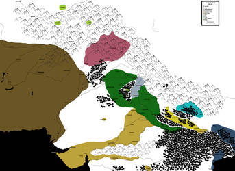 Official Map: 4000 BC