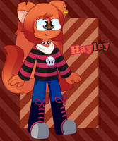 Hayley by Explosion-drawing