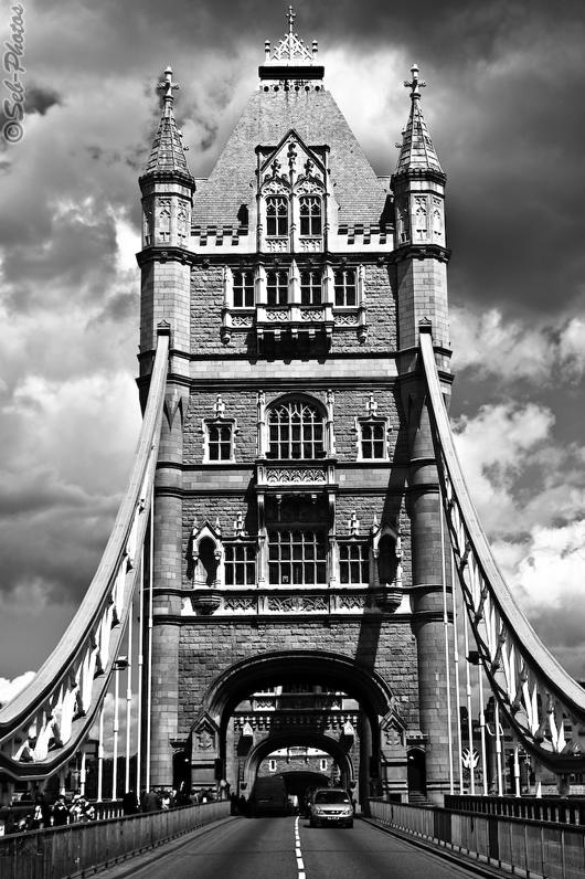 London - Tower Bridge by Seb-Photos