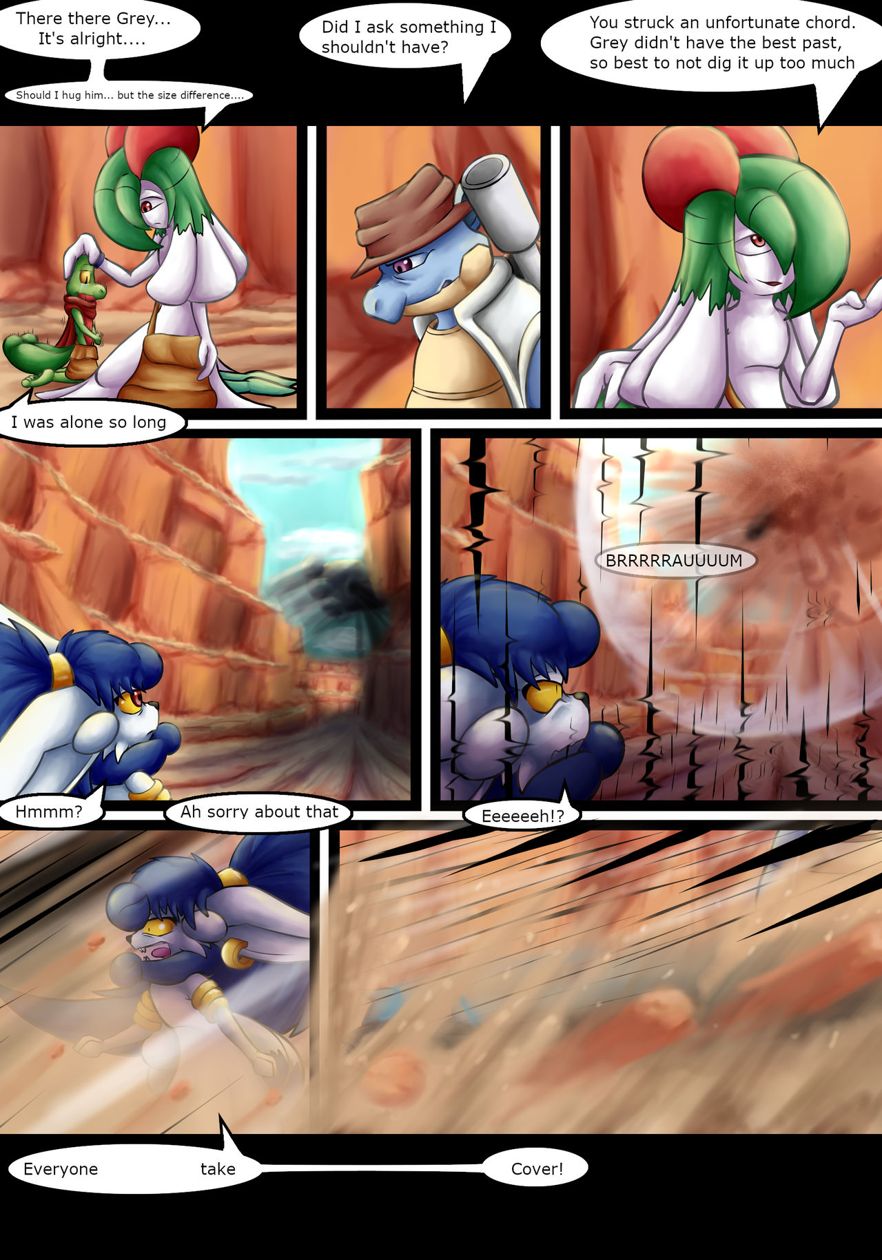 Pmdeol: Escort Complications page 24