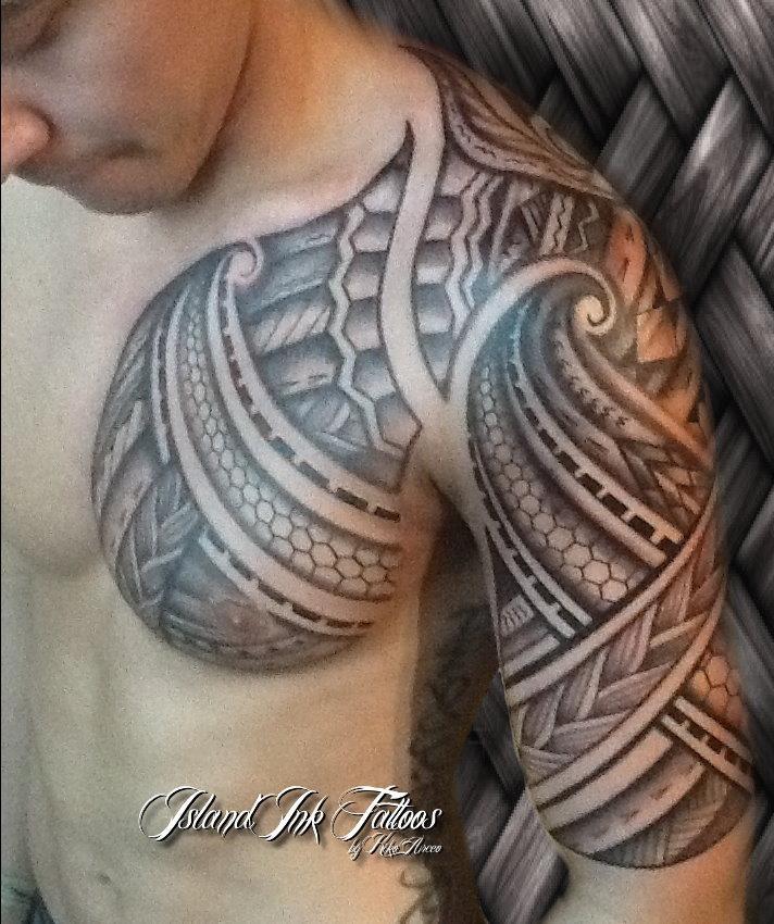 filipino tribal tattoo by romeokapulet on deviantart. Black Bedroom Furniture Sets. Home Design Ideas