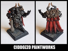 Krass Omenthrall - DeD Figure by Ciddozzo