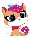 Littlest Pet Shop - Sugar Sprinkles