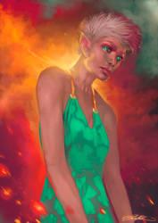 Phoenix by ChristinZakh