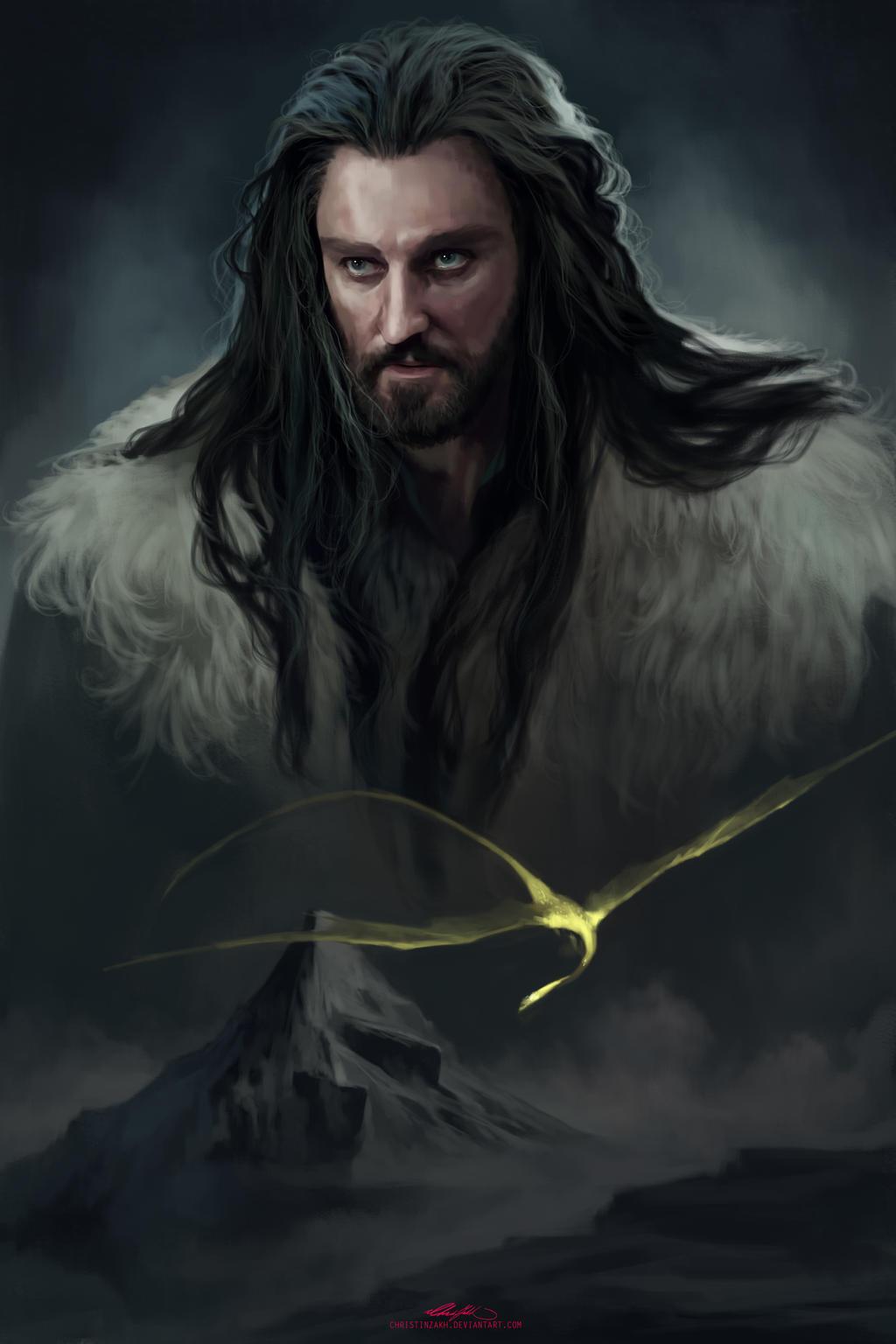 Thorin by ChristinZakh