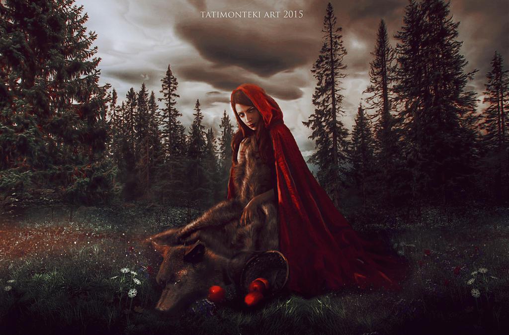 Red Hood by tatimonteki