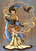Steampunk--Asian Persuasion
