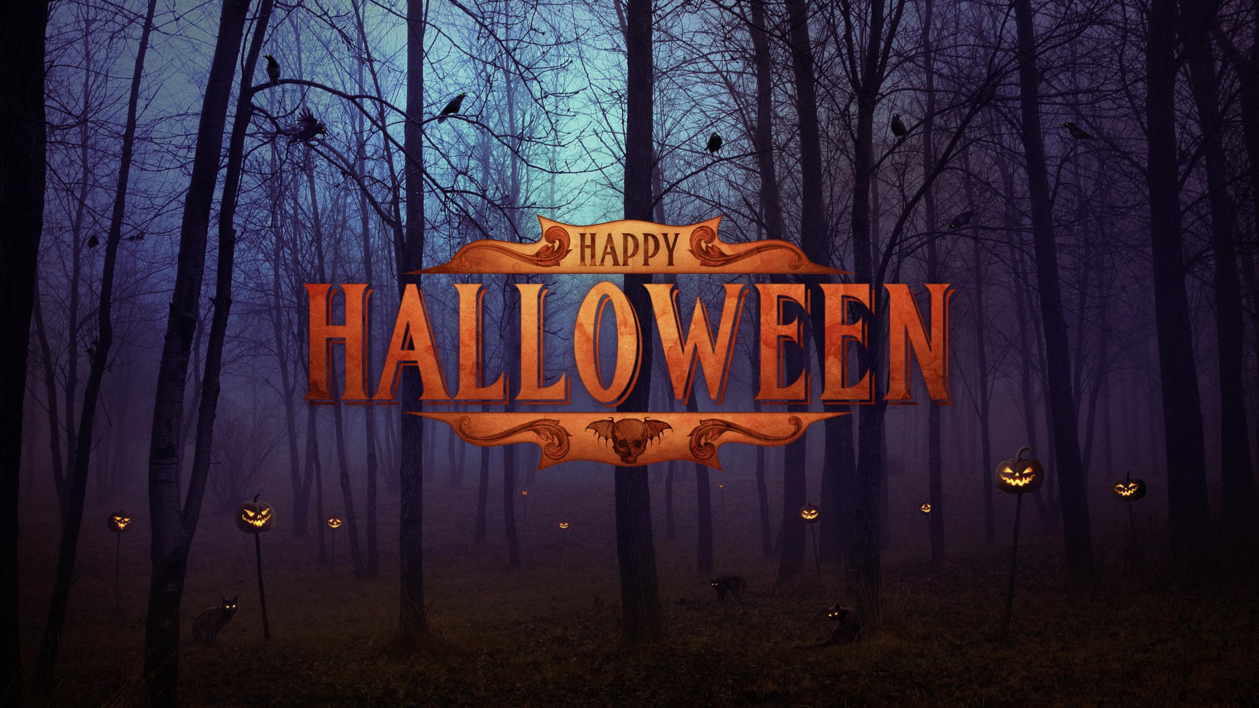 Happy Halloween 2014 wallpaper