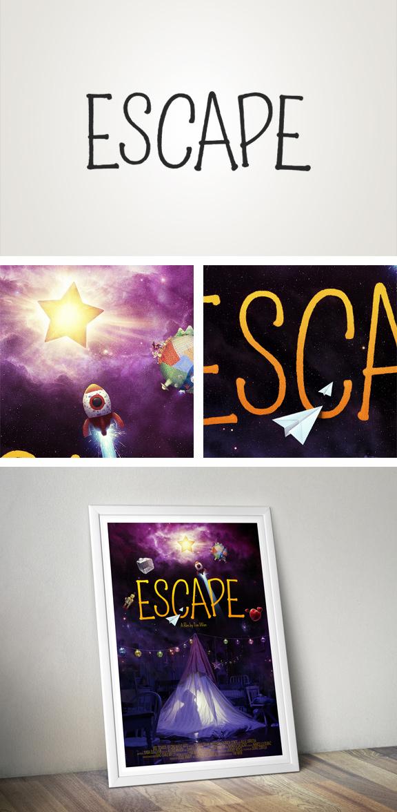 Escape logo by AnthonyScime