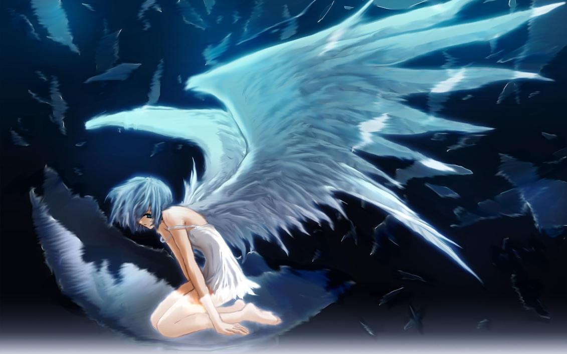 Angel by VampirManiak69