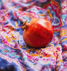 pomegranate by grezelle