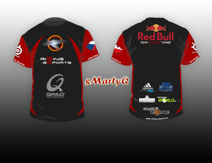 Designs Of Sports T Shirts
