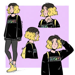 Tessa Violet - Crush by RaiCheezz