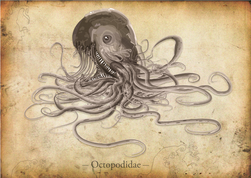 Octopod by DoudzMat