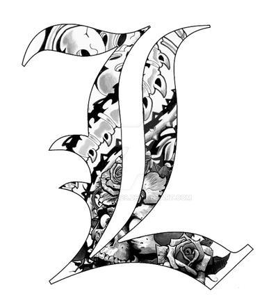 letter l 091313 by raika1329