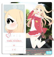 I-H : Yuri , Marika [INACTIVE] by KatsuMaya