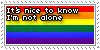 Homosexual Stamp by WaterLillyHearts
