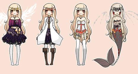 {character sheet - CLOSED - }