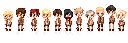 {snk pixels} by peachshark
