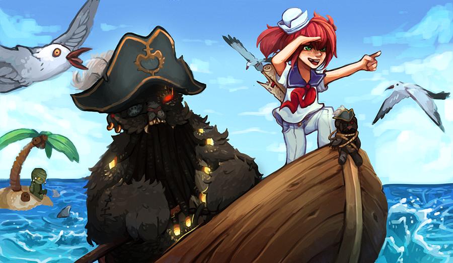 {sailor annie - updated} by peachshark