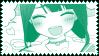 Tenko Chabashira Anthology Stamp
