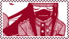 Korekiyo Shinguuji Anthology Stamp by SecretChildOfDreams