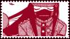 Korekiyo Shinguuji Anthology Stamp by kaokoko