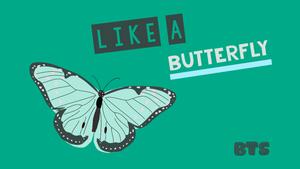 Bts Butterfly Wallpaper 3