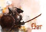 Charr Berserker by unsmoking-Cigarette