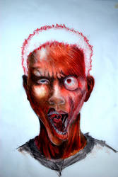 Self-portrait TRANSFORM by unsmoking-Cigarette