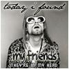 Kurt Cobain - My Friends by ThatDeadGirl