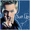 Barney Stinson - Suit Up Icon by ThatDeadGirl