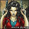 Anita Blake Icon by ThatDeadGirl