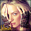 Uma Thurman Icon by ThatDeadGirl