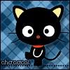 Hello Kitty Icon - Chococat by ThatDeadGirl