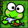 Hello Kitty Icon - Keroppi by ThatDeadGirl