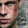 Fight Club - Tyler Durden Icon by ThatDeadGirl