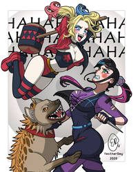 Harley vs Punchline