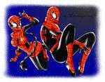 Spider-Man n Spider-Woman
