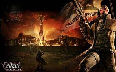 Fallout New Vegas by diz93