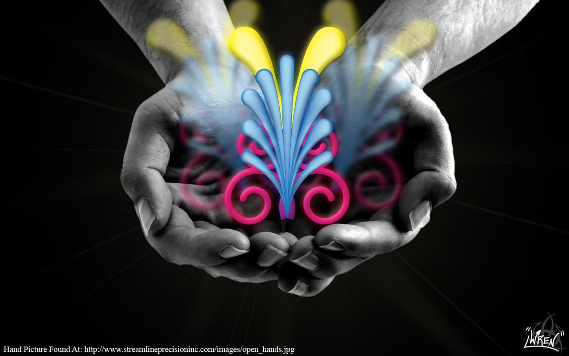 Open Hands by diz93
