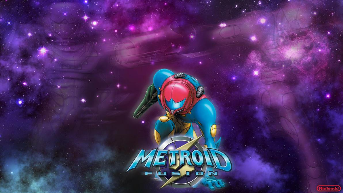 Metroid Fusion by diz93