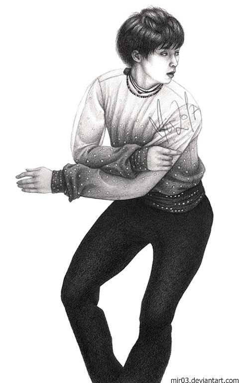 Yuzuru Hanyu by MIR03