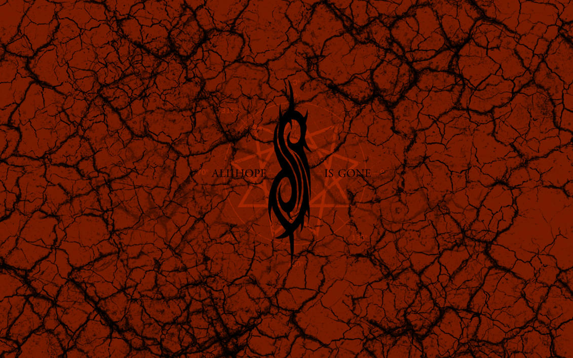 Slipknot all hope is gone logo