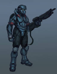 Power Armor WIP