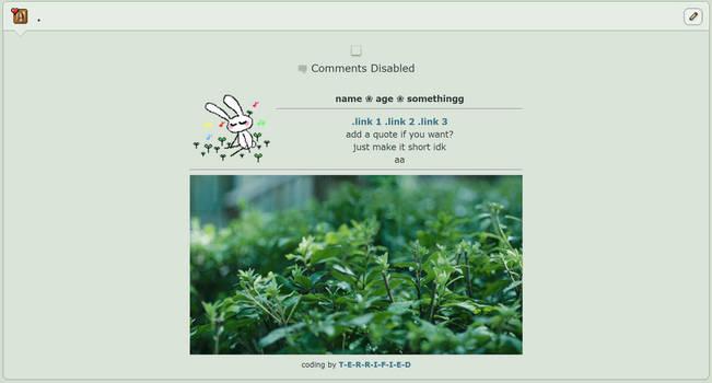plants | f2u custom box code