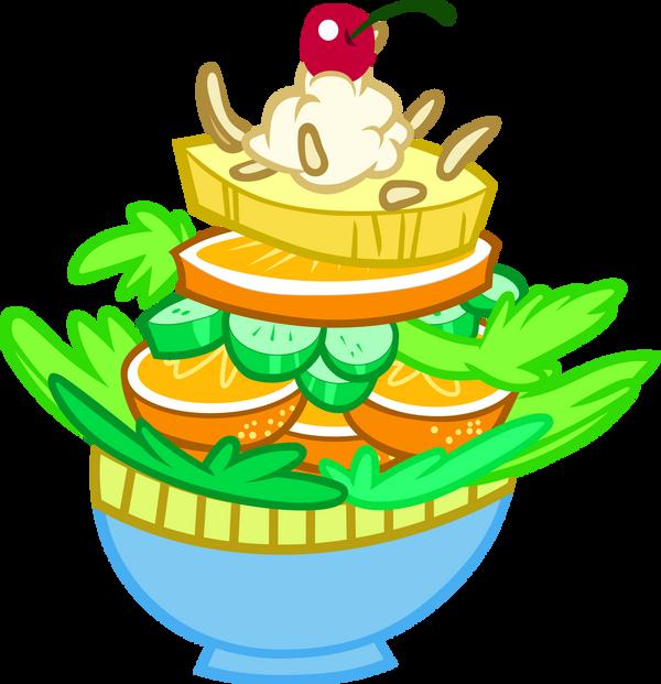Cartoon Salad Bowl Mak...