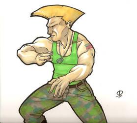 back forward punch by steven-donegani