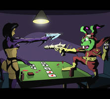 Eff the Dealer by steven-donegani